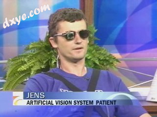 Jens Naumann, a man with acquired blindness, being interviewed about his vision .png